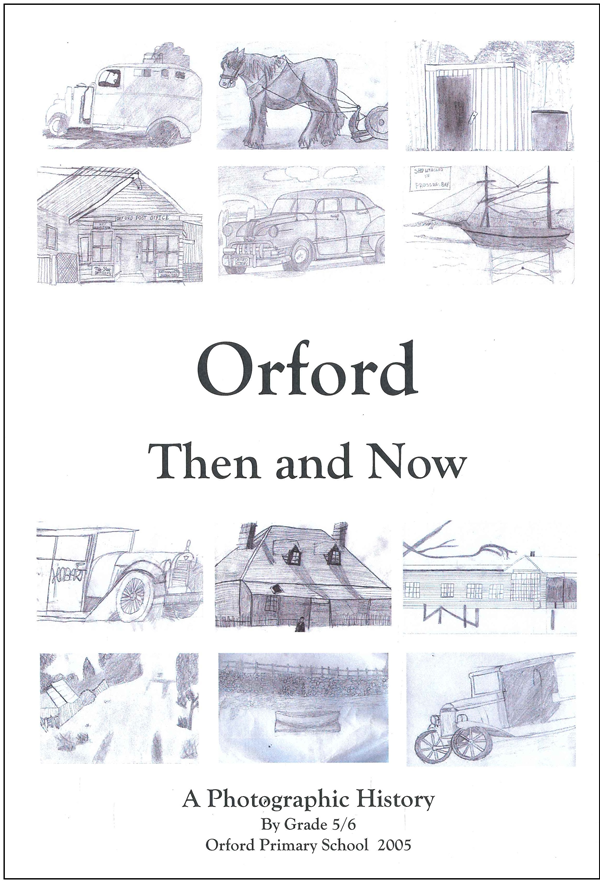 Orford Then and Now